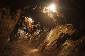 gallerie delle Miniere di Schilpario