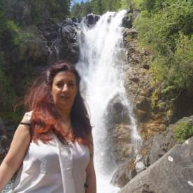 Raffi Garofalo alle Cascate del Vò (Schilpario, BG)