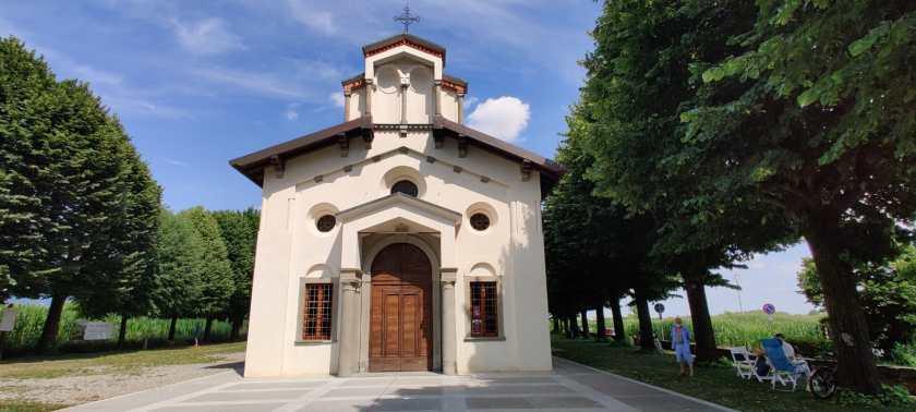 Il Santuario della Madonna di Prada a Mapello