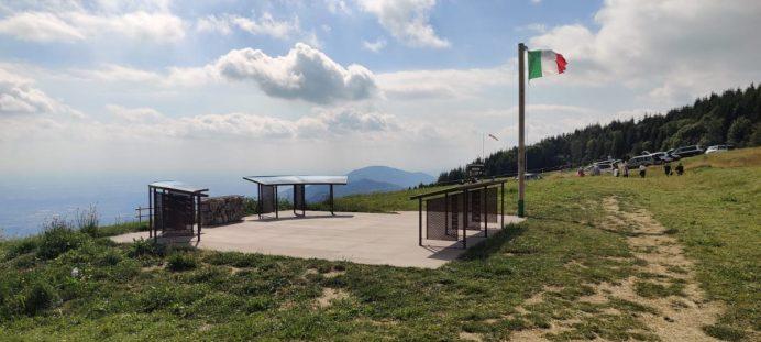 Piattaforma del Belvedere ai Colli di San Fermo