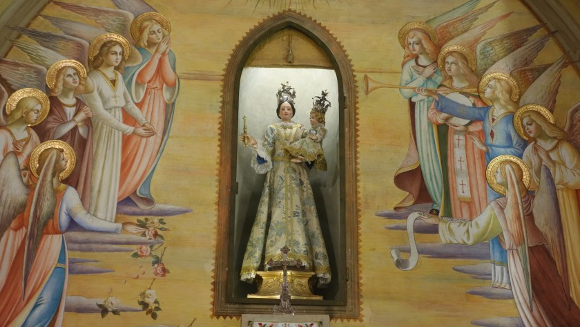 madonnina vestita Santuario Madonna di Prada