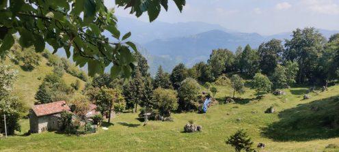 Cascine sul Monte Zucco