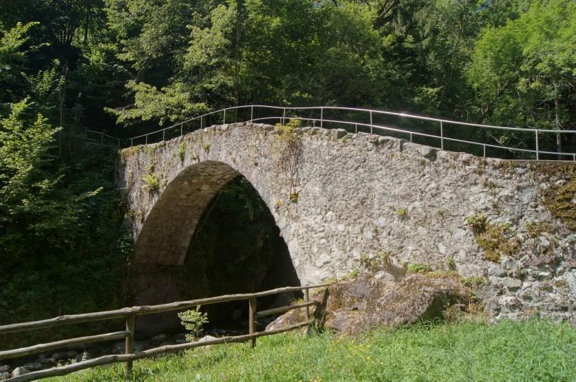 Ponte del Bolgià a sella d'asino