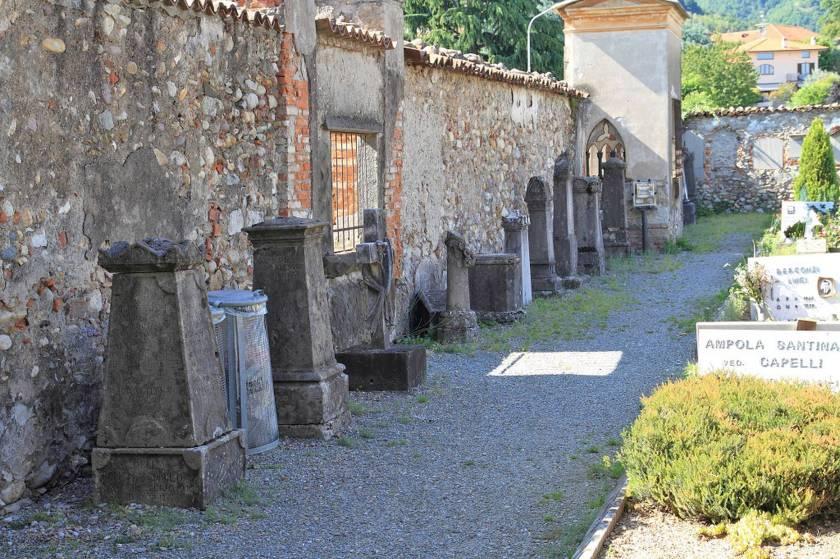 cimitero di San Giorgio in Lemine