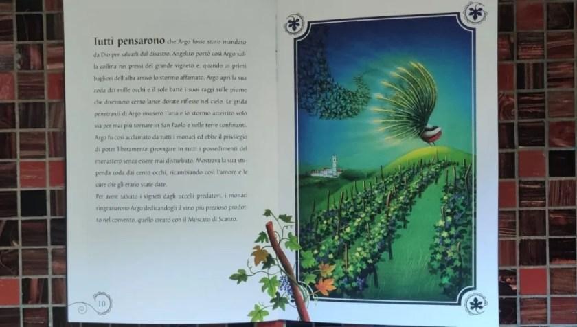 5 pagina fiaba Argo Vino Pecis