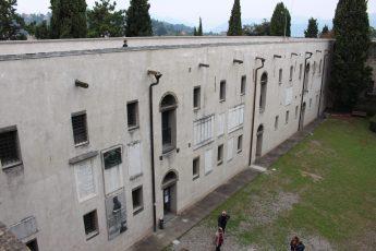 Rocca ingresso del Museo dell Ottocento