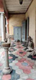 Loggiato di Villa Siotti Pintor