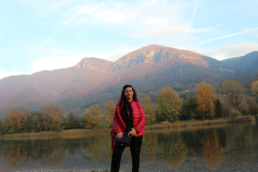 Raffi Garofalo sul Lago d'Endine