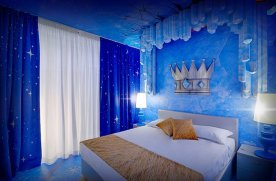 Camera a tema princess & prince room