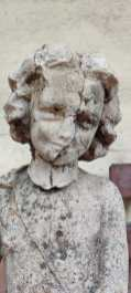 statua decorativa