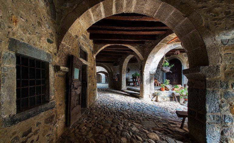 Baciare in provincia di Bergamo Cornello dei Tasso
