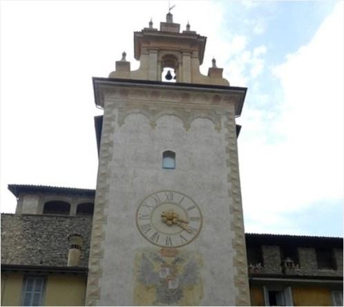 Orologio torre della Campanella
