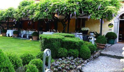 Osteria della Brughiera villa d'almè