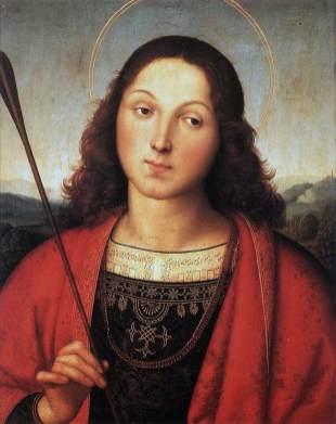 San Sebastiano Raffaello
