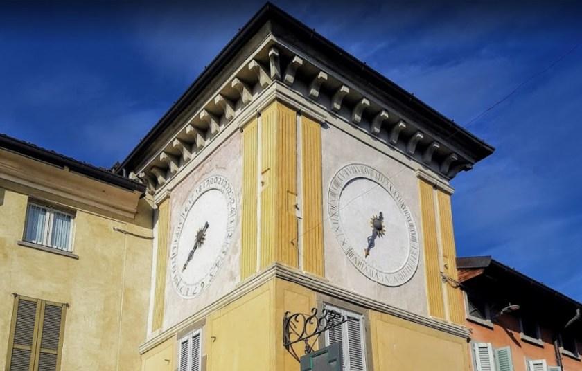 orologio a ora italica Martinengo bg