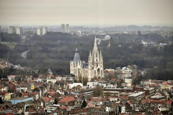 Bruxelles città su sette colli
