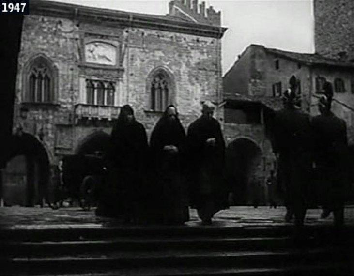 Il cavaliere del sogno film ambientato a Bergamo