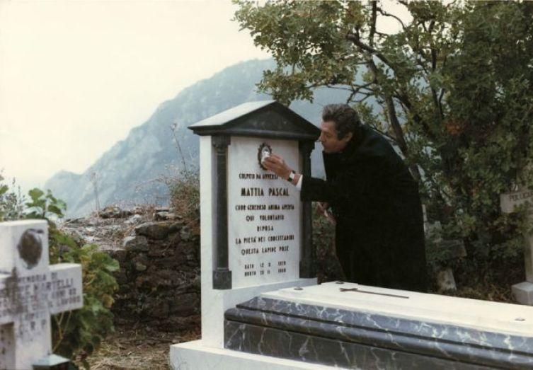 Le due vite di Mattia Pascal film girati a Bergamo