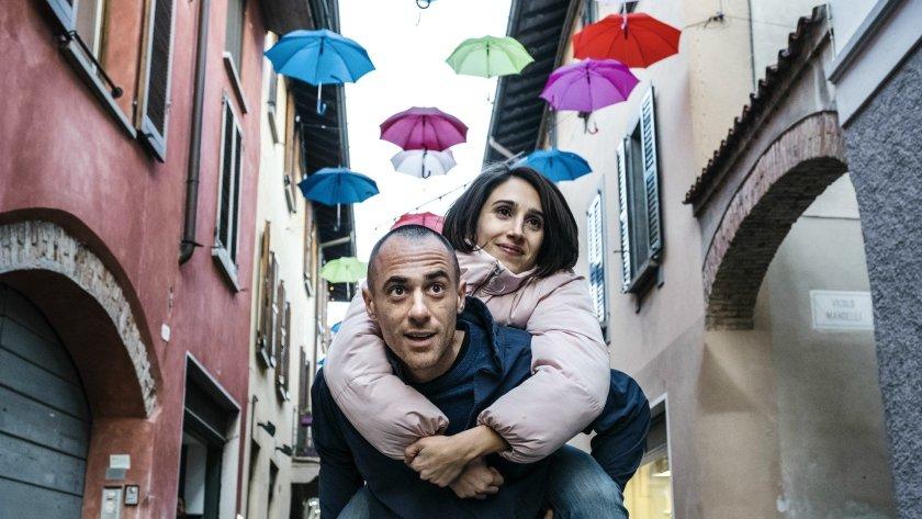 Film girati a Bergamo L'uomo senza gravità