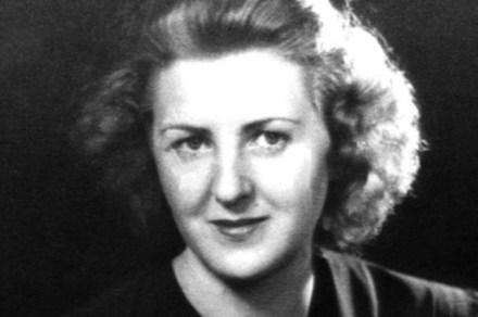 Eva-Braun moglie di Hitler