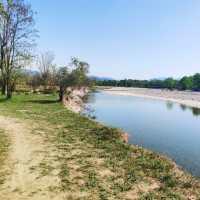 Luoghi del cuore verdi | Passeggiare a Bonate Sotto (BG) in primavera nei magredi lungo il Brembo
