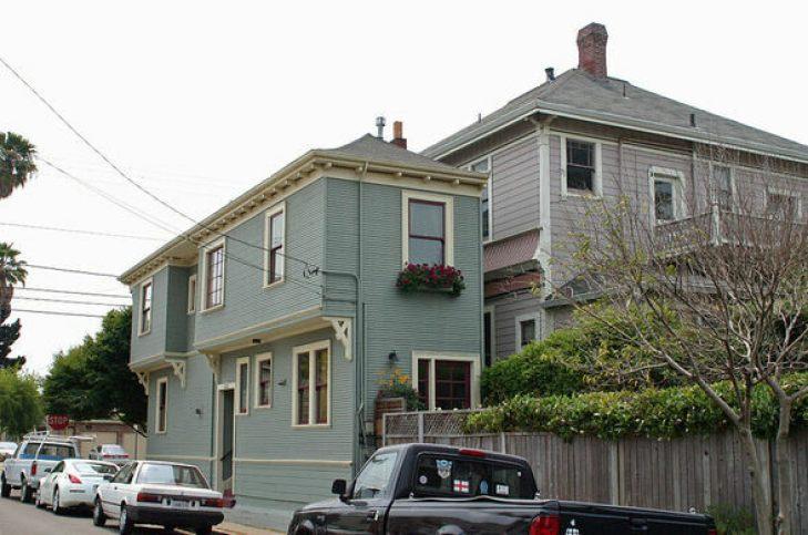 Alameda Spite House casa del dispetto