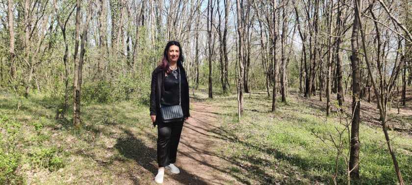 Passeggiata nei boschetti nei magredi di Bonate Sotto