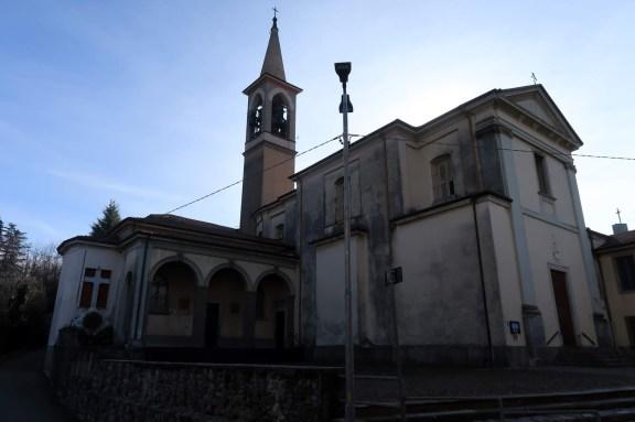 Santa Maria dell'Assunta a Caprino Bergamasco fraz Celana