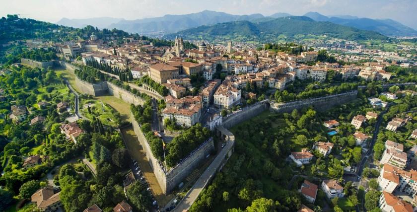 Bergamo Mura venete Patrimonio Unesco transnazionale