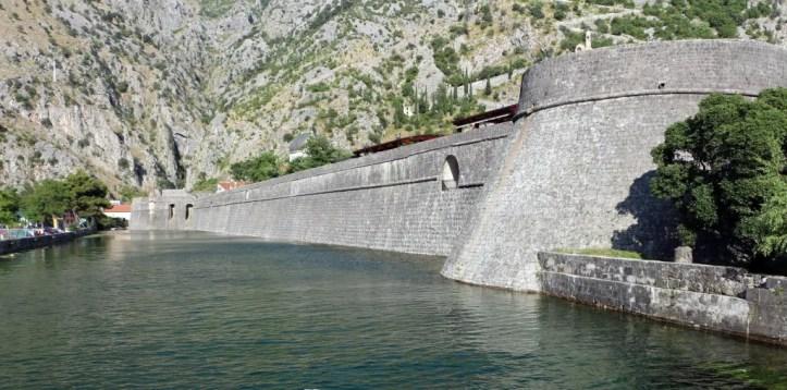 Mura venete di Cattaro patrimonio unesco transnazionale