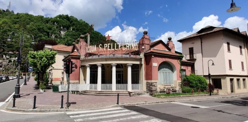 Antica Fonte Acqua San Pellegrino
