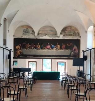 Refettorio Ex Monastero di Astino e Cenacolo di Allori