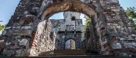 Rocca Martinengo di Monte Isola ingresso