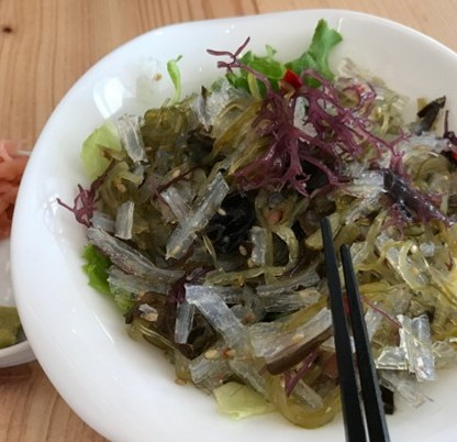Ristoranti etnici a Bergamo Kura alghe giapponesi
