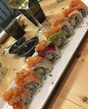 Ristoranti etnici a Bergamo Kura sushi giapponese