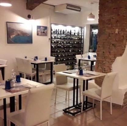 Ristoranti etnici a Bergamo S'agapo ristorante greco interno