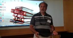 Vendor presentations (chair: Mel Bach). Aleksander Smoljanski from Integrum