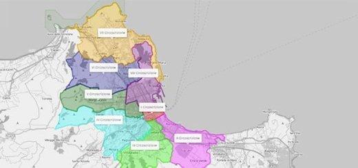 Circoscrizioni Palermo - Censimento ISTAT 2011