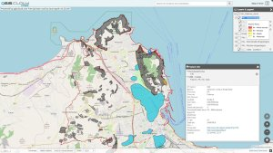 PAI - Mappa delle pericolosità e rischio geomorfologico