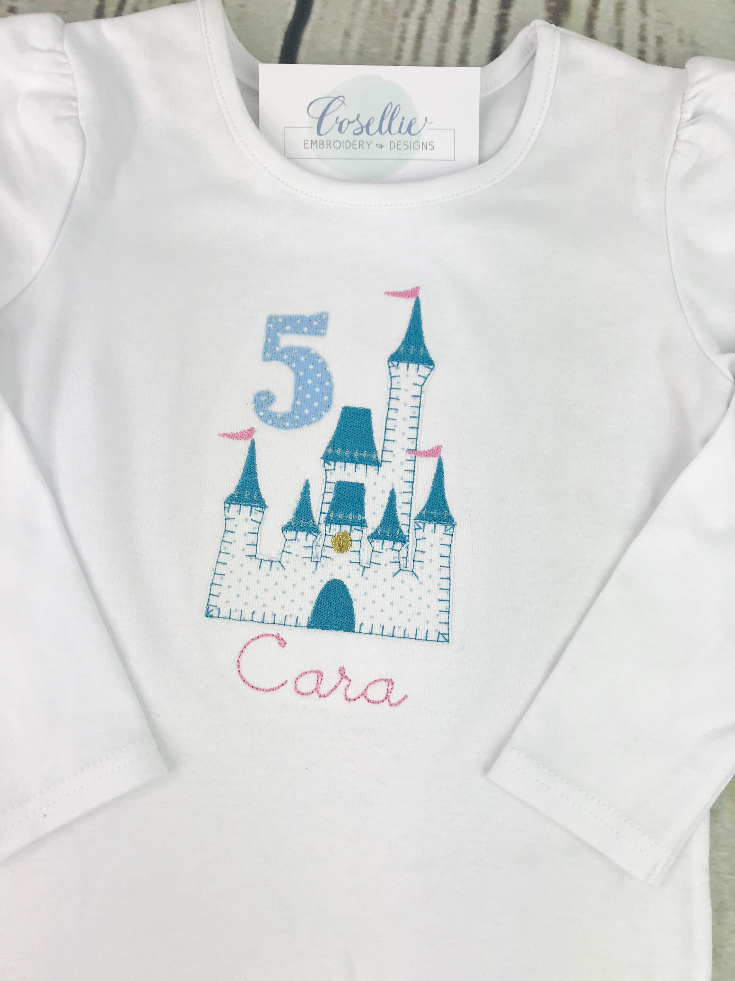 Princess Castle Shirt