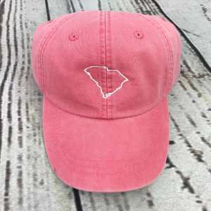 South Carolina baseball cap, South Carolina baseball hat, South Carolina hat, South Carolina cap, State of South Carolina, Personalized cap, Custom baseball cap