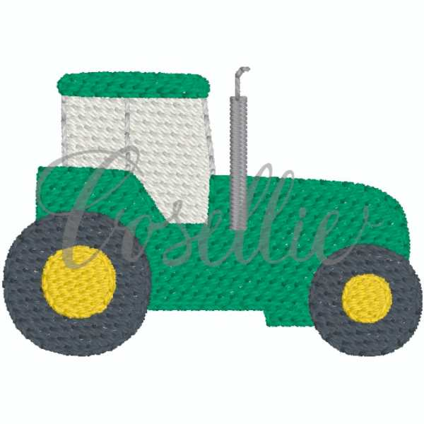 Mini tractor embroidery design, Tractor, John Deere, Farm, Farming, Build your own, Simple applique, Fall leaves, Scarecrow, Hay, Wheat, Corn, Tractor, Fall, Pumpkin, Crow, Thanksgiving embroidery design, Vintage stitch embroidery design, Applique, Machine embroidery design, Blanket stitch, Beanstitch, Vintage, Classic, Sketch