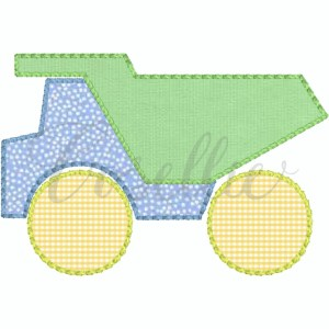 Dump Truck applique embroidery design, Construction vehicles, Boy, Vehicles, Cars, Applique, Bulldozer, Dump truck, Crane, Excavator, Cement truck, Vintage stitch embroidery design, Applique, Machine embroidery design, Blanket stitch, Beanstitch, Vintage, Classic