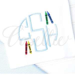 Mini crayons split embroidery design, Crayons, Vintage crayons, Back to school, Vintage stitch embroidery design, Applique, Machine embroidery design, Blanket stitch, Beanstitch, Vintage