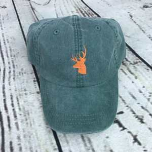 Deer baseball cap, Deer baseball hat, Deer hat, Deer cap, Personalized cap, Custom baseball cap