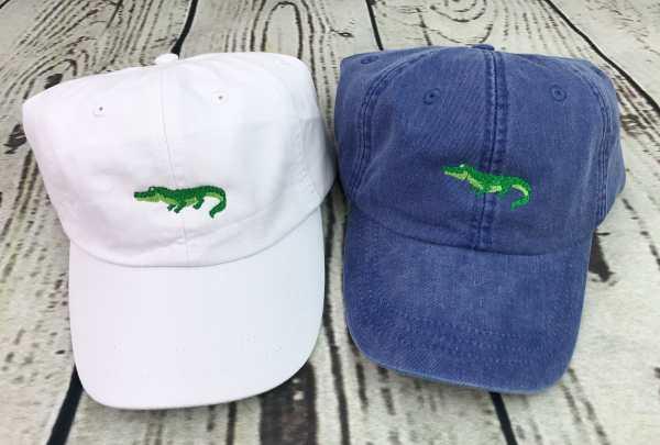 Gator baseball cap, Gator baseball hat, Gator hat, Gator cap, Personalized cap, Custom baseball cap, Alligator, Crocodile, Florida