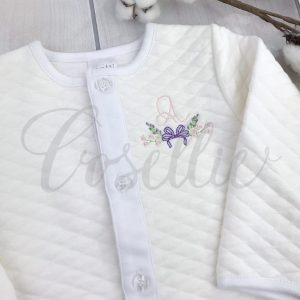 Tulips and lavender bow small embroidery design, Floral frame, Bow embroidery design, Tulips, Lavender, Name frame, Font frame, Name outline, Girly bow, Girl, Applique bow, Vintage bow, Monogram, Vintage stitch embroidery design, Applique, Machine embroidery design, Blanket stitch, Beanstitch, Vintage