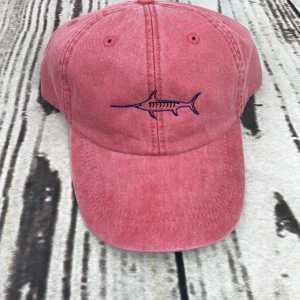 Swordfish baseball cap, Swordfish baseball hat, Swordfish hat, Swordfish cap, Personalized cap, Custom baseball cap, Beach baseball cap, Summer baseball cap, Spring break