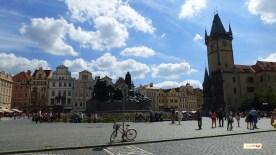 Piazza della Città Vecchia o dell'Orologio