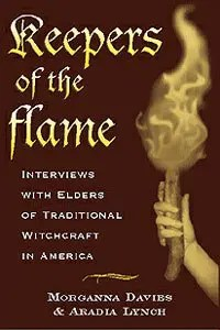 Book cover of Keepers of the Flame.